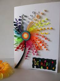 paper greeting cards greeting cards of paper quilling 25 unique quilling cards ideas on