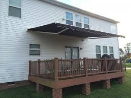 Sun Awnings For Decks For Decks