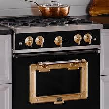 matte black appliances 30 u2033 classic stove big chill matte black and cooker