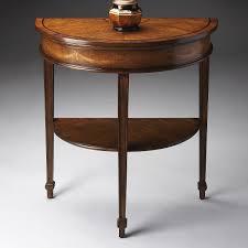 decor antique half moon tables demilune console table
