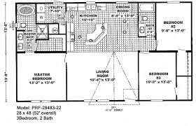 4 bedroom double wide mobile home floor plans modular price list