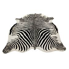 area rugs trend home goods rugs runner rug in zebra skin rugs