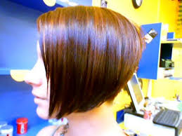 short hair with length at the nape of the neck hairxstatic angled bobs gallery 2 of 8