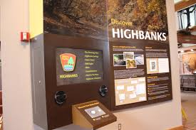 Highbanks Metro Park Map by Highbanks Nature Center Eat Play Cbus