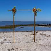 wedding arches bamboo arches chuppas