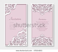 Wedding Announcement Templates Elegant Save Date Card Jewelry Diamond Stock Vector 325172222