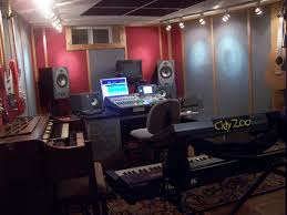Basement Recording Studio Design