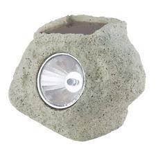 garden rock lights ebay