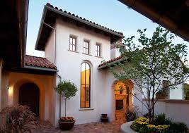 spanish revival homes spanish style stucco houses blue collar stucco