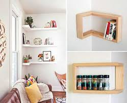 space saving ideas storage and shelving in the living room Living Room Organization Ideas