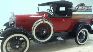 Vintage Ford Truck Mirrors - 1929 ford model a pickup roadster youtube