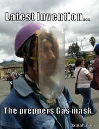 Doomsday Preppers Meme - preppers gas mask meme meme meme viral videos images