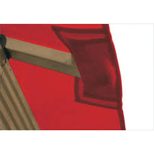 Pergola Replacement Canopy by 14 Ft X 14 Ft Acacia Jockey Red Gazebo Replacement Canopy Agrc14