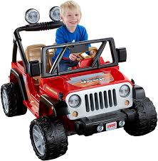 barbie jeep 1990s amazon com power wheels jeep wrangler red toys u0026 games
