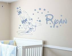 design your fantasy with mickey mouse fantasia wall decal