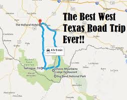 where is terlingua on a map the best weekend road trip in