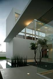 home design beautiful modern minimalist home design of the open home design casa quince indoor plant glass wall ornamental pool beautiful modern minimalist home