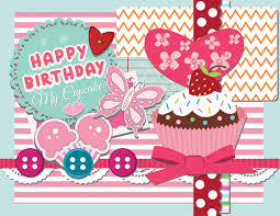 card invitation samples happy birthday cards pinky themed
