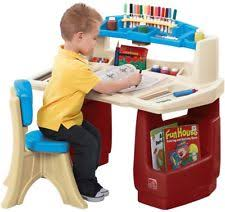 kids art table and chairs children desk craft kides table set art master entertainment