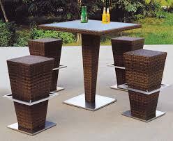 Bars Furniture Modern by China Modern Design Outdoor Rattan Bar Furniture Include Bar Stool