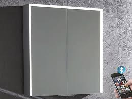 illuminated bluetooth bathroom mirror cabinet roper rhodes