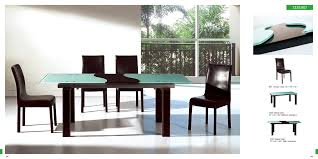 Modern Dining Room Ideas by Perfect White And Black Modern Dining Room Sets N Design