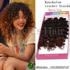 best synthetic hair for crochet braids deep wave synthetic hair extension freetress crochet kinky curly