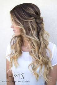 does hair look like ombre when highlights growing out best 25 dark blonde with highlights ideas on pinterest brown