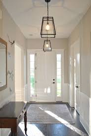 Farmhouse Kitchen Lighting Fixtures by Best 25 Entryway Lighting Ideas On Pinterest Foyer Lighting