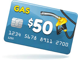 win a 50 gas card