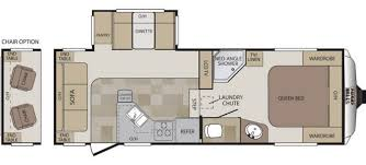 Cougar 5th Wheel Floor Plans Keystone Cougar Half Ton Floorplans Travel Trailers Fifth