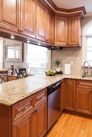 maple cabinet kitchen ideas j k traditional maple wood cabinets in cinnamon glaze style