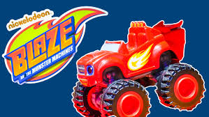monster truck shows videos blaze nickelodeon blaze and the monster machines truck a blaze