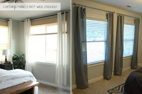 Putting Curtain Rods Up Hanging Curtains All Wrong Emily Henderson