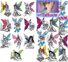 Fairy And Flower Tattoo Designs Fairies Tattoos Designs And Ideas Page 17