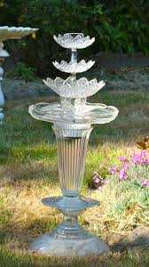 Diy Garden And Crafts - diy birdbath from recycled materials by susan scovil birdbaths