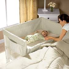 Side Bed Crib How To Get Your Baby To Sleep In Crib Hirerush