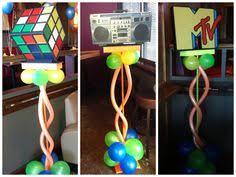 80s Theme Party Ideas Decorations 80s Theme Centerpiece 80s Theme Party Ideas Parties Parties