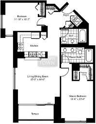 e floor plans 420 e waterside regatta floorplans