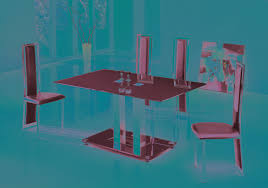 dining room best picture ofglass dining room tables rectangular