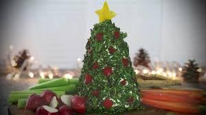 cream cheese havarti and parmesan herbed christmas tree recipe