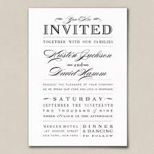 words for a wedding invitation wedding invitation text rectangle vintage classic awesome