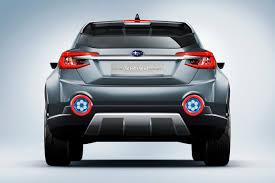 subaru viziv truck subaru viziv 2 concept previews future subaru design