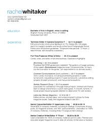 resume example for restaurant resume restaurant manager resume