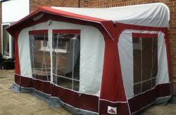 Apache Awnings Awnings From Robinsons Caravans Uk Pre Owned Awnings