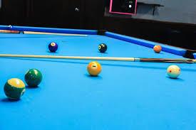 gotham city billiards