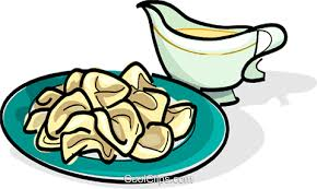 clipart cuisine cuisine pelmens dumplings royalty free vector clip