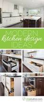 Modern Kitchen Ideas With White Cabinets 117 Best Painted Kitchen Cabinets Images On Pinterest Painted