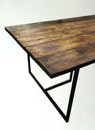 Dining Table Styles Best 20 Industrial Style Dining Table Ideas On Pinterest