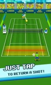 tennis apk one tap tennis mod apk unlimited money andropalace
